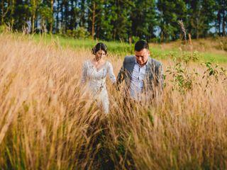 El matrimonio de Karine y Samuel 1