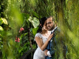 El matrimonio de Marcela y Daniel 1