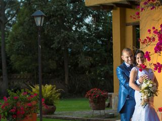El matrimonio de Marcela y Daniel