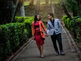El matrimonio de Dauris y Brayan 1