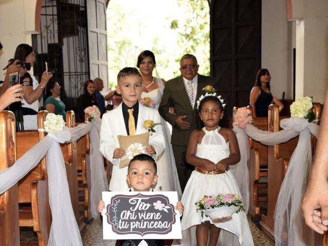 El matrimonio de Olivier Antonio y Cindy Catalina en San Luis, Antioquia 5