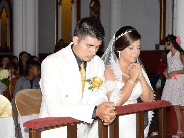 El matrimonio de Olivier Antonio y Cindy Catalina en San Luis, Antioquia 7