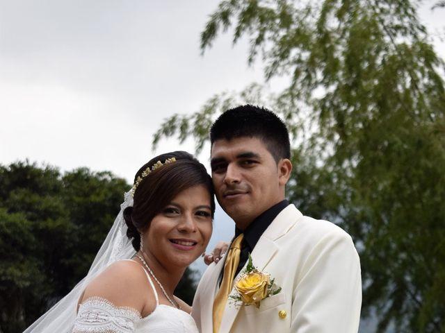 El matrimonio de Olivier Antonio y Cindy Catalina en San Luis, Antioquia 8