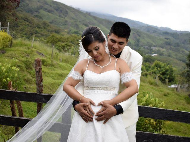 El matrimonio de Olivier Antonio y Cindy Catalina en San Luis, Antioquia 9