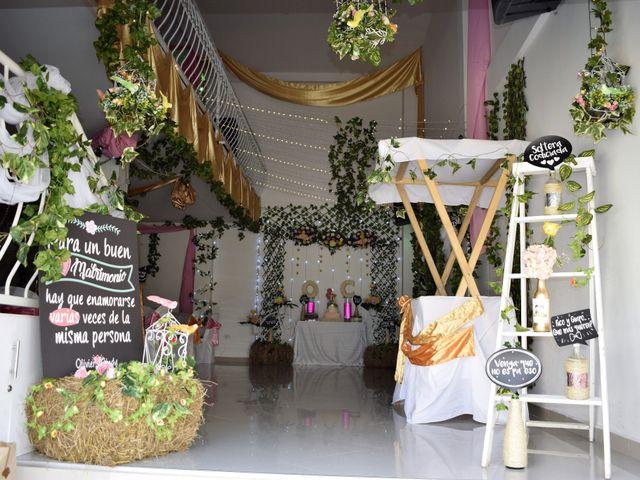El matrimonio de Olivier Antonio y Cindy Catalina en San Luis, Antioquia 11