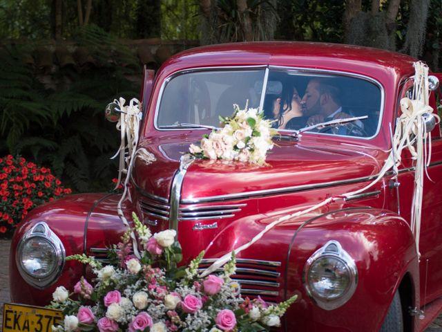 El matrimonio de Daniel y Marcela en Subachoque, Cundinamarca 5