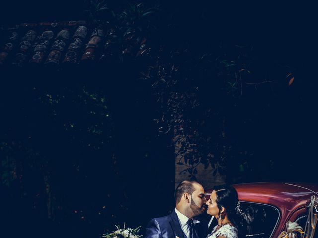 El matrimonio de Daniel y Marcela en Subachoque, Cundinamarca 1