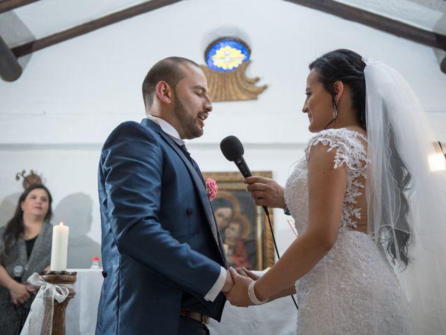 El matrimonio de Daniel y Marcela en Subachoque, Cundinamarca 23