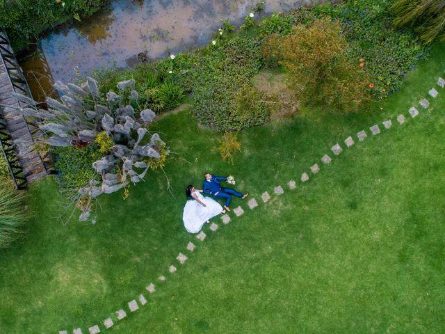 El matrimonio de Daniel y Marcela en Subachoque, Cundinamarca 13