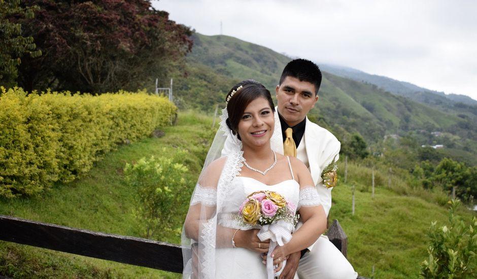 El matrimonio de Olivier Antonio y Cindy Catalina en San Luis, Antioquia