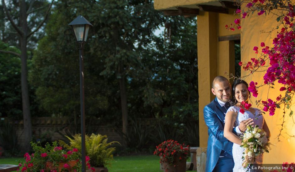 El matrimonio de Daniel y Marcela en Subachoque, Cundinamarca