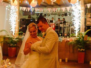 El matrimonio de Lina Marcela y Jhon Mario