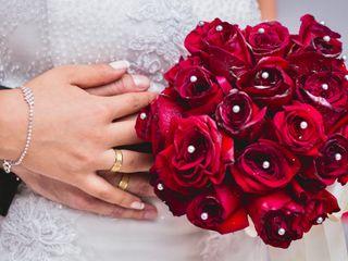 El matrimonio de Luisa y Felipe  1