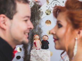 El matrimonio de Luisa y Felipe  3