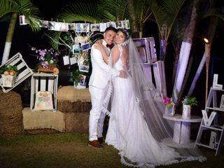 El matrimonio de Stefany y Jonathan