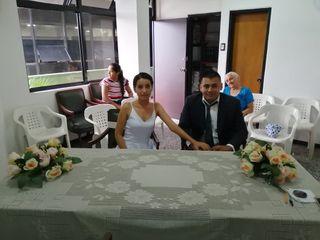 El matrimonio de Kerli  y John