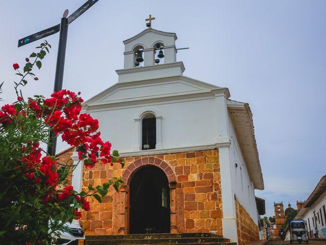 El matrimonio de Mariano y Lesly en Barichara, Santander 2