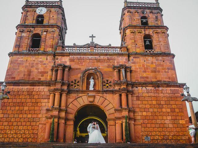 El matrimonio de Mariano y Lesly en Barichara, Santander 1