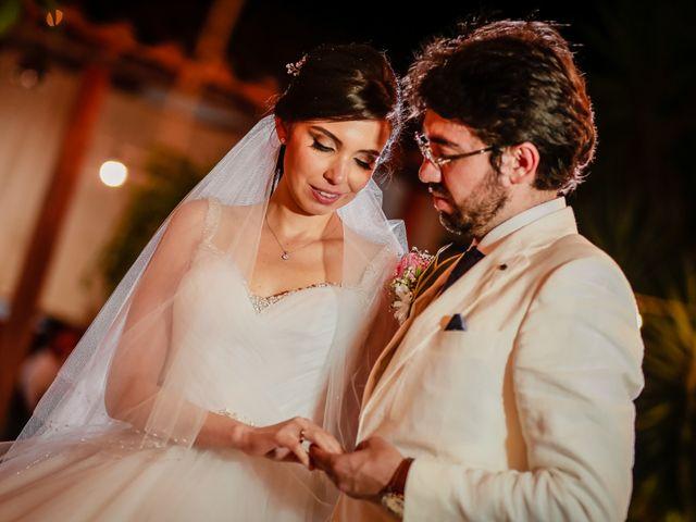 El matrimonio de Lesly y Mariano