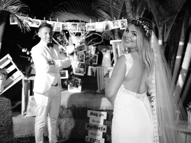 El matrimonio de Jonathan y Stefany en Cali, Valle del Cauca 29