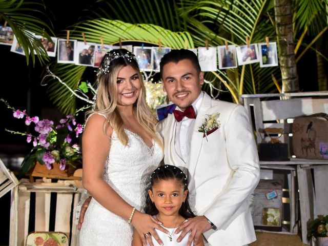 El matrimonio de Jonathan y Stefany en Cali, Valle del Cauca 35