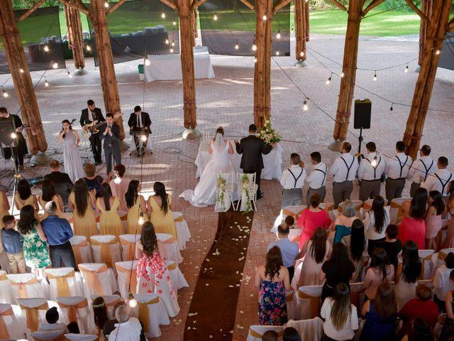 El matrimonio de Juan Camilo y Yuri en Manizales, Caldas 8