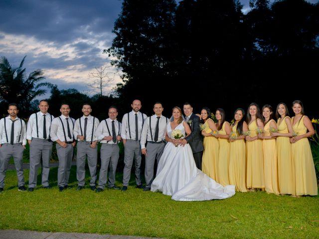 El matrimonio de Juan Camilo y Yuri en Manizales, Caldas 14