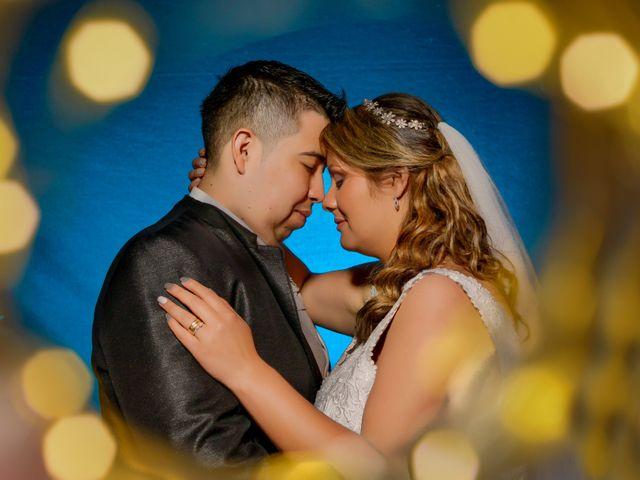 El matrimonio de Yuri y Juan Camilo