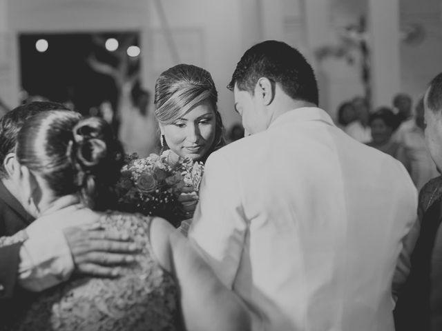 El matrimonio de Wilfor y Monica en Neiva, Huila 14