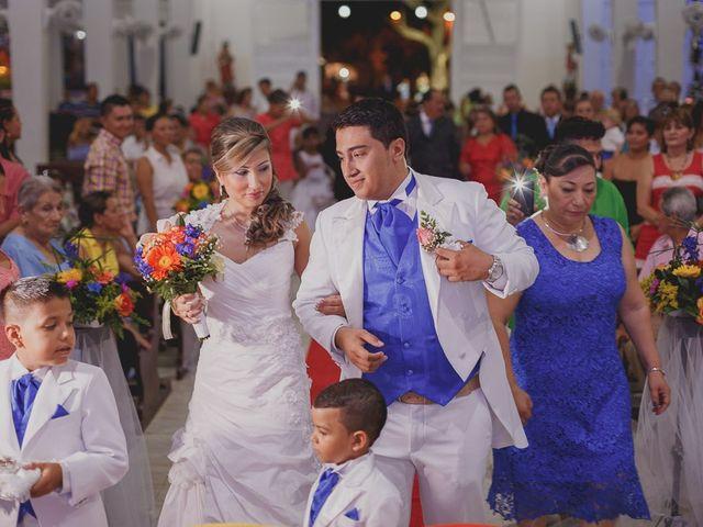 El matrimonio de Wilfor y Monica en Neiva, Huila 15