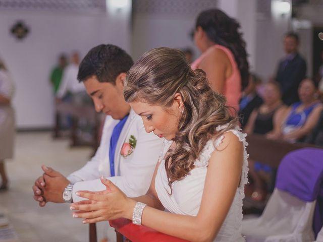 El matrimonio de Wilfor y Monica en Neiva, Huila 18