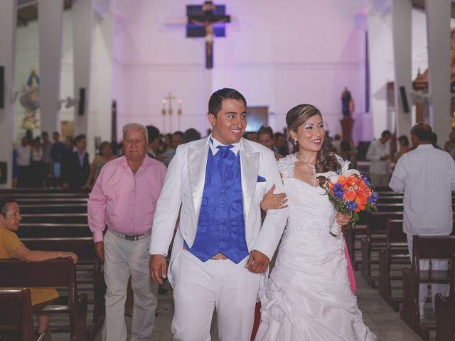 El matrimonio de Wilfor y Monica en Neiva, Huila 20