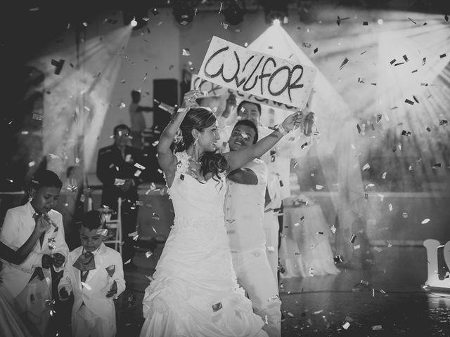 El matrimonio de Wilfor y Monica en Neiva, Huila 21