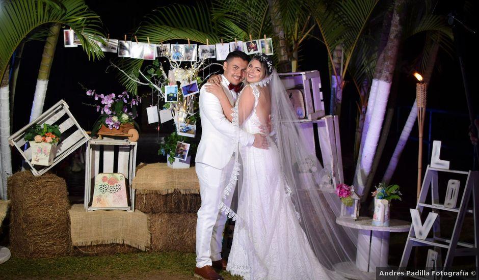 El matrimonio de Jonathan y Stefany en Cali, Valle del Cauca