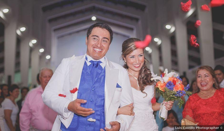 El matrimonio de Wilfor y Monica en Neiva, Huila