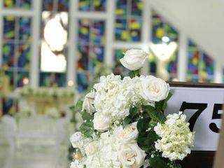 El matrimonio de Lina y David 1