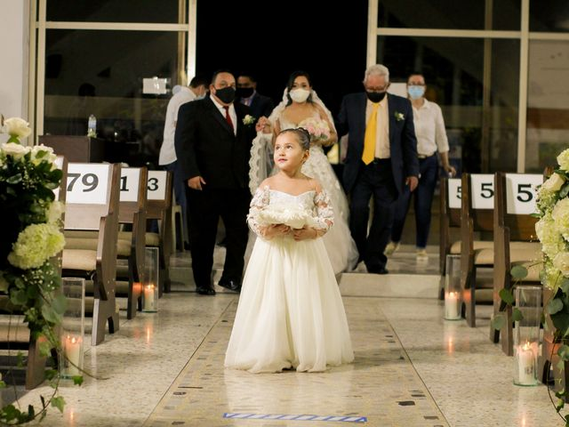 El matrimonio de David y Lina en Barranquilla, Atlántico 1