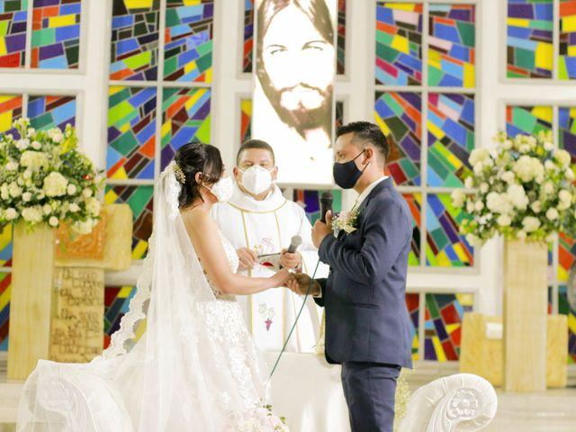 El matrimonio de Lina y David