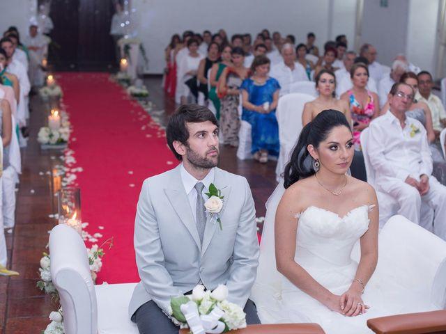 El matrimonio de Manuel y Vanessa en Girardot, Cundinamarca 42