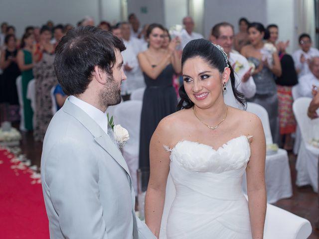 El matrimonio de Manuel y Vanessa en Girardot, Cundinamarca 44