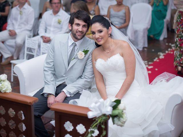 El matrimonio de Manuel y Vanessa en Girardot, Cundinamarca 46