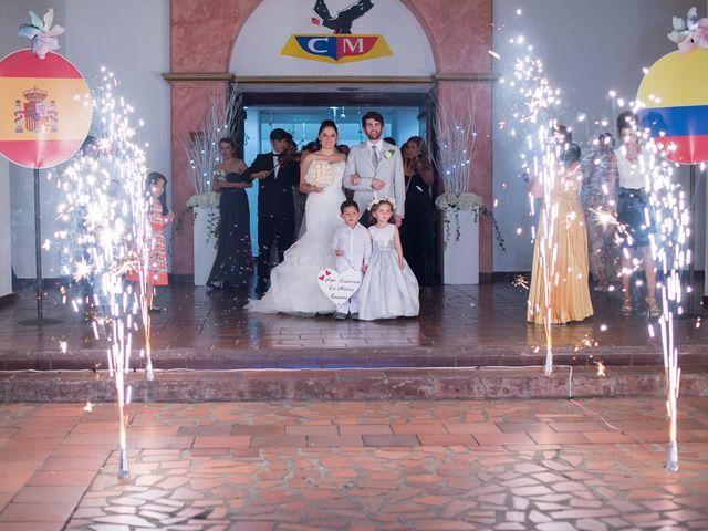 El matrimonio de Manuel y Vanessa en Girardot, Cundinamarca 48