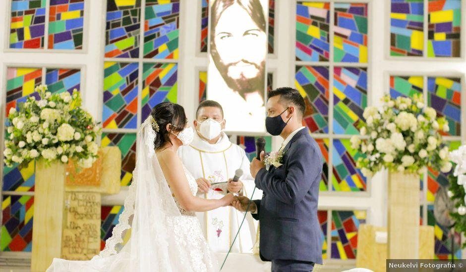 El matrimonio de David y Lina en Barranquilla, Atlántico