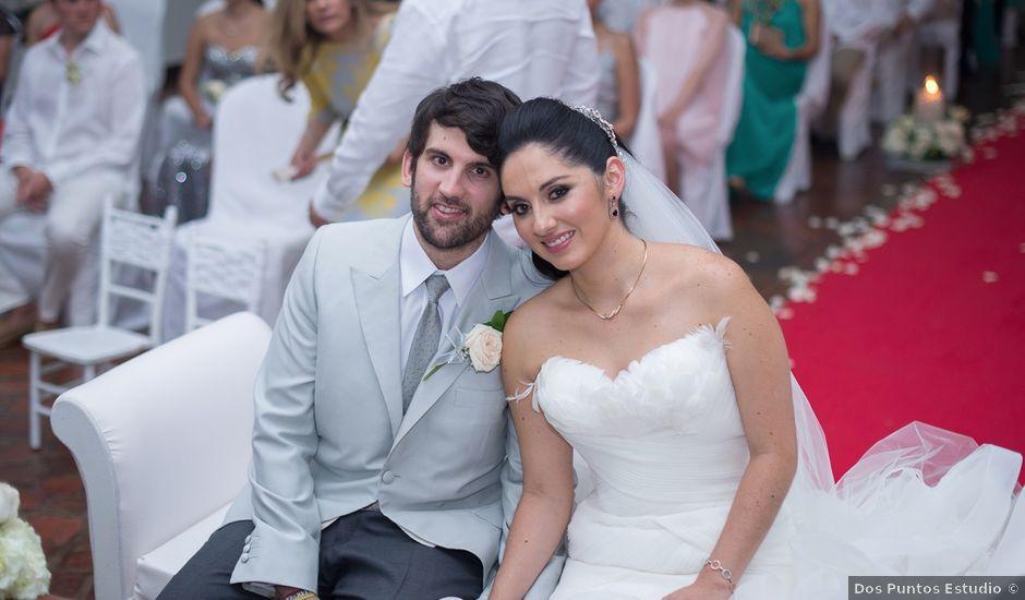 El matrimonio de Manuel y Vanessa en Girardot, Cundinamarca