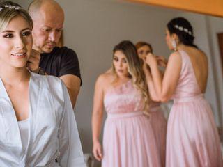 El matrimonio de Natalia y Nicolás 3