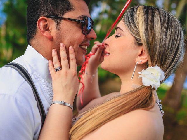 El matrimonio de Edisson y Viviana en Bucaramanga, Santander 9