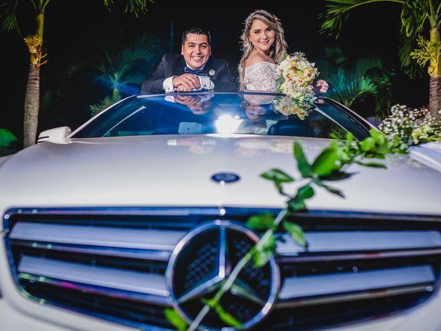 El matrimonio de Edisson y Viviana en Bucaramanga, Santander 2