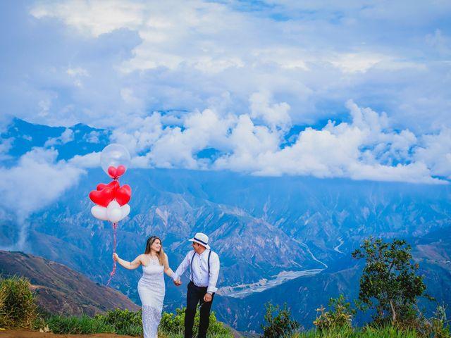 El matrimonio de Edisson y Viviana en Bucaramanga, Santander 16