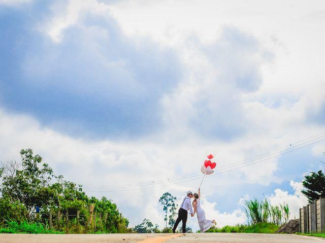 El matrimonio de Edisson y Viviana en Bucaramanga, Santander 17