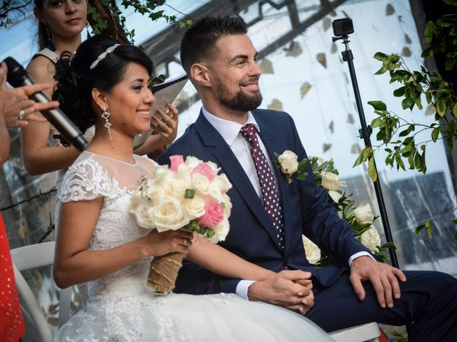 El matrimonio de Mathias y Yurani en Cali, Valle del Cauca 24